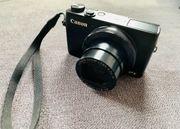 Canon Powershot G7X inkl Zubehör