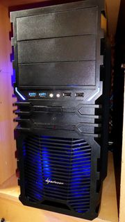 Gamer PC - Intel Core i3-8300