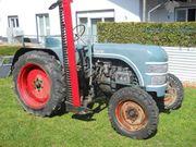 Traktor Kramer KB 22c no