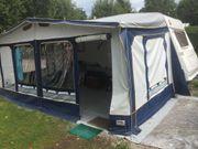 Bungalow-Vorzelt Wohnwagen Marke WIGO PALMAS