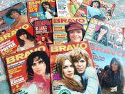 Bravo Zeitschriften 1973