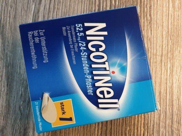 Nikotinpflaster 52 5mg