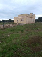 Ferienhaus Rohbau Italien Apulien