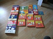 Snoopy u Charlie Brown Bücher
