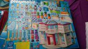 Playmobil Shoppingcenter 5485 mit Erweiterung