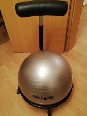 Pezi-Ball mit Sitzgestell