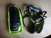 Edelrid Klettergurt Xxs : Edelrid fraggle ii grün amazon sport freizeit