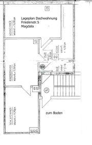Dachwohnung in Magdala