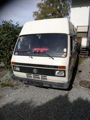 VW LT 28 WOHNMOBIL