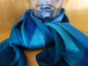 Halstuch grün blau