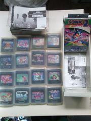 Sega Game-Gear Mega Drive Konsole