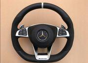 Mercedes Lenkrad C63 AMG W205