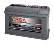 BSA Autobatterie Professional 85Ah