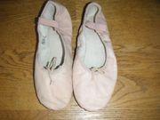 Ballettschuhe Gymnastikschuhe Gr 34 35