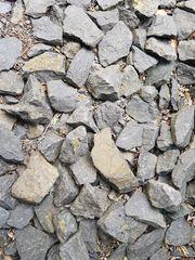 Bruchsteine Deko-Steine Garten grau ca 60