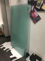 Ikea Schreibtisch 2x Milchglasplatte 3x