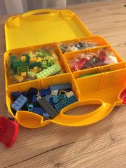 LEGO Classic Starterkoffer verpackt extras -