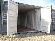 Lagerpark Dachau-Garage-Lager-Lagercontainer Licht Strom