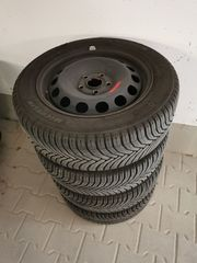 4x Michelin 205 55 R16