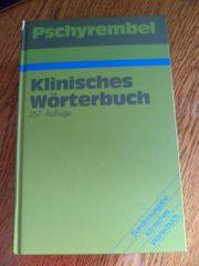 PSCHYREMBEL Klinisches Wörterbüch Medizinbuch Bücher