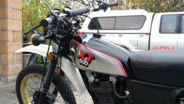 Yamaha XT 500 das Original: Kleinanzeigen aus Höchst - Rubrik Yamaha bis 500 ccm