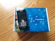 BlackBerry Pearl 8100 mit viel