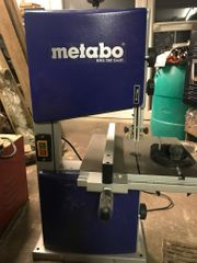 Bandsäge Metabo BAS 260 Swift