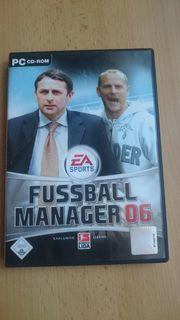 PC Spiel Fussballmanager 06