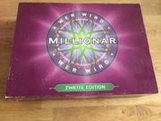 Spiel Wer wird Millionär - Zweite
