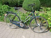 Sparta 28-Zoll Stadt-Fahrrad metallic-grün Rahmenhöhe