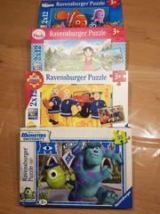 5 Stück Ravensburger Puzzle für