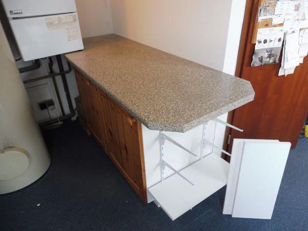 Große Arbeitsplatte für Küche, Werkstatt, Arbeitszimmer in ...