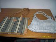 Verkaufe 5 verschiedene Hand Taschen
