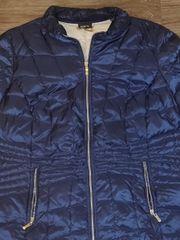 Jacke Übergang dunkelblau Bonita Größe
