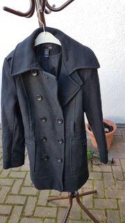 Toller Damen Woll-Trenchcoat von H