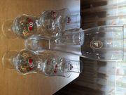Meckatzer Brauerei Bierstiefel 6 Bier