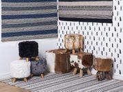 Teppich blau-beige 160 x 230