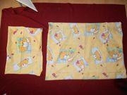 Wunderschöne Babybettwäsche mit Bärchen-Motiv mit