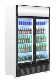 Getränkekühlschrank NEUWARE Kühlschrank Wandkühlregal Supermarkteinrichtung