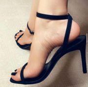 High Heels Pumps Sandalen