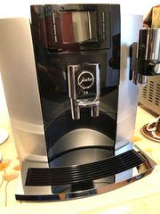 Jura E8 Kaffeevollautomat neues Modell