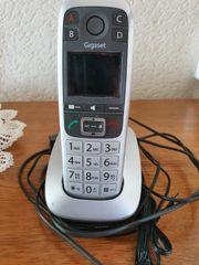 Gigaset E560 Schnurloses Telefon mit