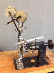 Antique Cornely FD Embroidery Stickmaschine