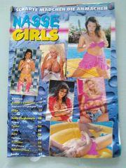 Zeitschrift Nasse Girls von 1998