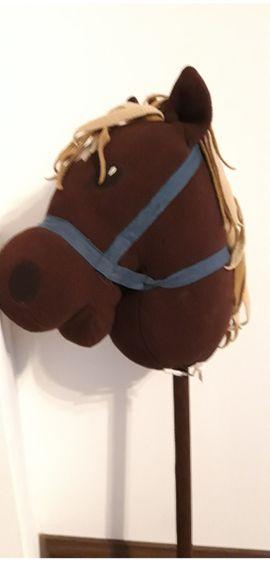 Holzspielzeug - Stockpferd