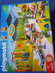 Playmobil-Gartencenter