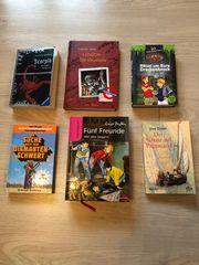 Kinderbücher 8-12 Jahre
