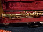 SML Sopransaxophon soprano sax vintage