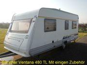 Bürstner Ventana 480 TL Facelift