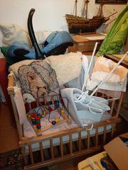 Anfangs Babyaustattung